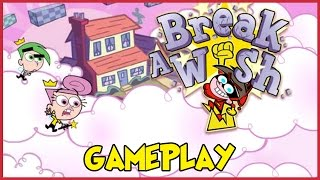 The Fairly OddParents | Break A Wish | Gameplay Video
