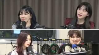 [Seulrene] Irene teased Seulgi 'Kyung~'