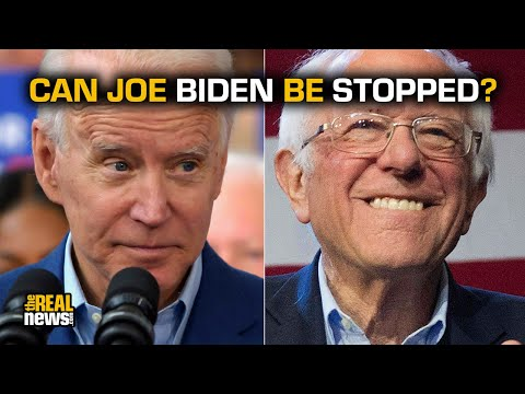 Biden Continues to Win Even Though Voters Support Bernie's Ideas