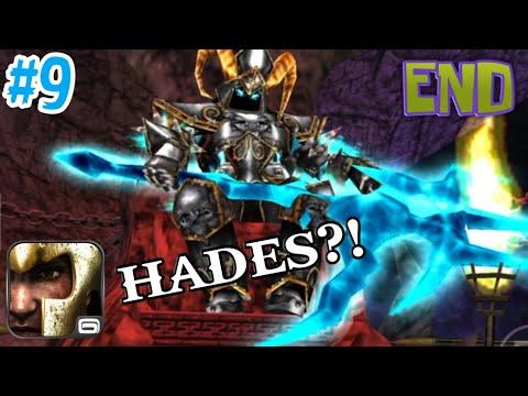 😲Akhirnya Melawan Rajanya   Hero Of Sparta   Underworld   Gameplay Part 9 END Indonesia Ppsspp