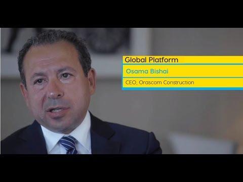 Osama Bishai on what drives Egypt's construction boom | Global Platform