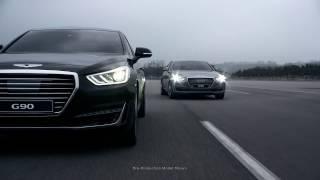 G90 - Safety | Genesis Motors Canada