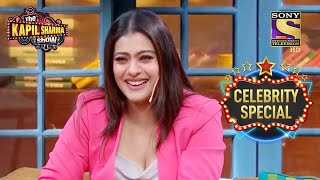 Kajol Complains Of Kapil Being Serious | The Kapil Sharma Show S2 | Kajol | Celebrity Special