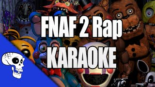 """Five More Nights"" Karaoke Sing-a-long by JT Music"