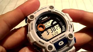 Casio G-Shock Watch Review - Model: G7900A-7, Rescue White Edition Watch