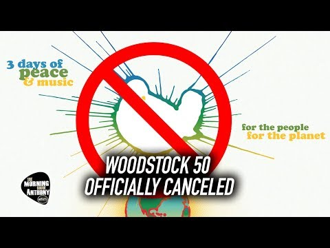 Woodstock 50 Officially Canceled