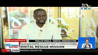 How social media played a crucial role in the rescue operation at Dusit