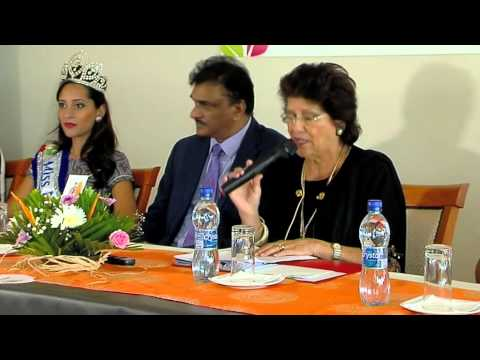 Miss Mauritius 2015 Press Conference