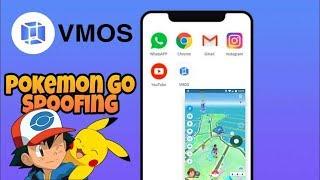Fly / Fake GPS Android 6, 7, 8 , 9 VMOS 1.0.53 VFIN Pokemon GO 0.165.2 mới nhất 16/02/2020
