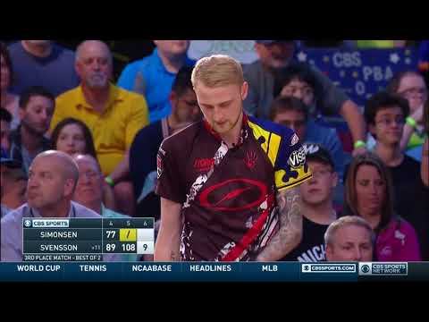 PBA Bowling Tour Finals Championship Round 06 19 2018 (HD)
