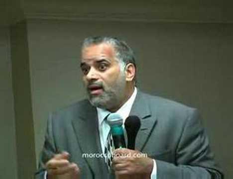 10-Showdown W/ Pres. Moroccan Human Rights Advisory Council