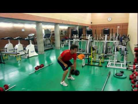 Power Training for Golf