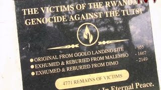 International community accused of not doing enough to bring 1994 genocide perpetrators to justice