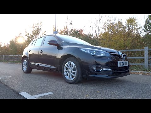 2014 Renault Megane 1.5 ENERGY dCi 110 S&S Dynamique TomTom (5-door) Start-Up and Full Vehicle Tour
