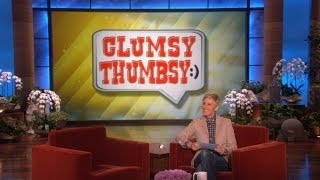 Clumsy Thumbsy: We've Gotten So Fat