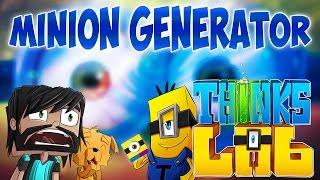 Minecraft Mods : Think's Lab - Minion Generator!  [Minecraft Roleplay]