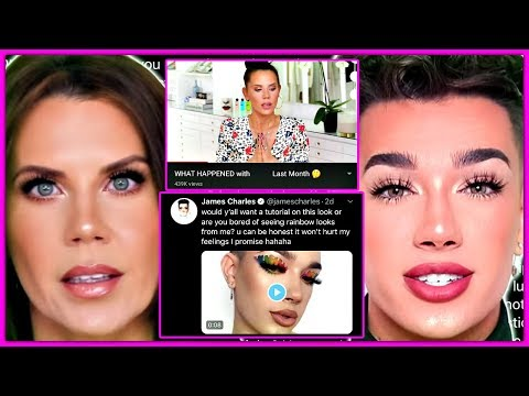 Tati & James Charles In DRAMA Again! thumbnail
