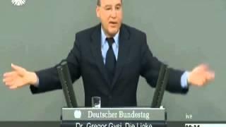 Немецкий депутат выступил в защиту России.