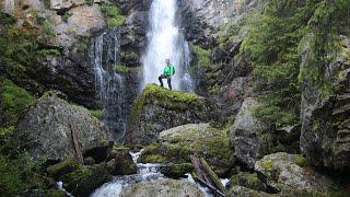 Vemdalen och dragracing-SM – Gone Camping fjällvandrar och besöker Sundsvall