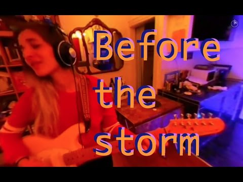 Victoire Oberkampf - Before The Storm (360 video)