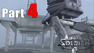 Iron Soldier 3 [PSX] part 4 (Mission 13, 14, 15 & 16)