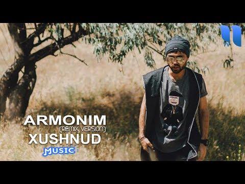 Xushnud - Armonim | Хушнуд - Армоним (remix version)