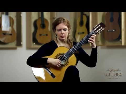 Heike Matthiesen plays Elegie by Sylvie Bodorová on a 2014 Roy Fankhänel