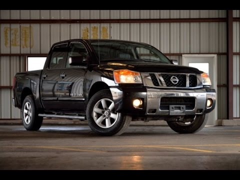 2010 Nissan Titan SE Review