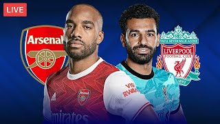 ARSENAL vs LIVERPOOL - LIVE STREAMING - Premier League - Football Match