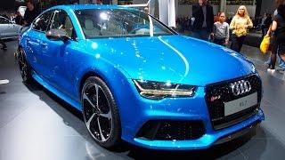 2014 Audi RS7 - Exterior and Interior Walkaround