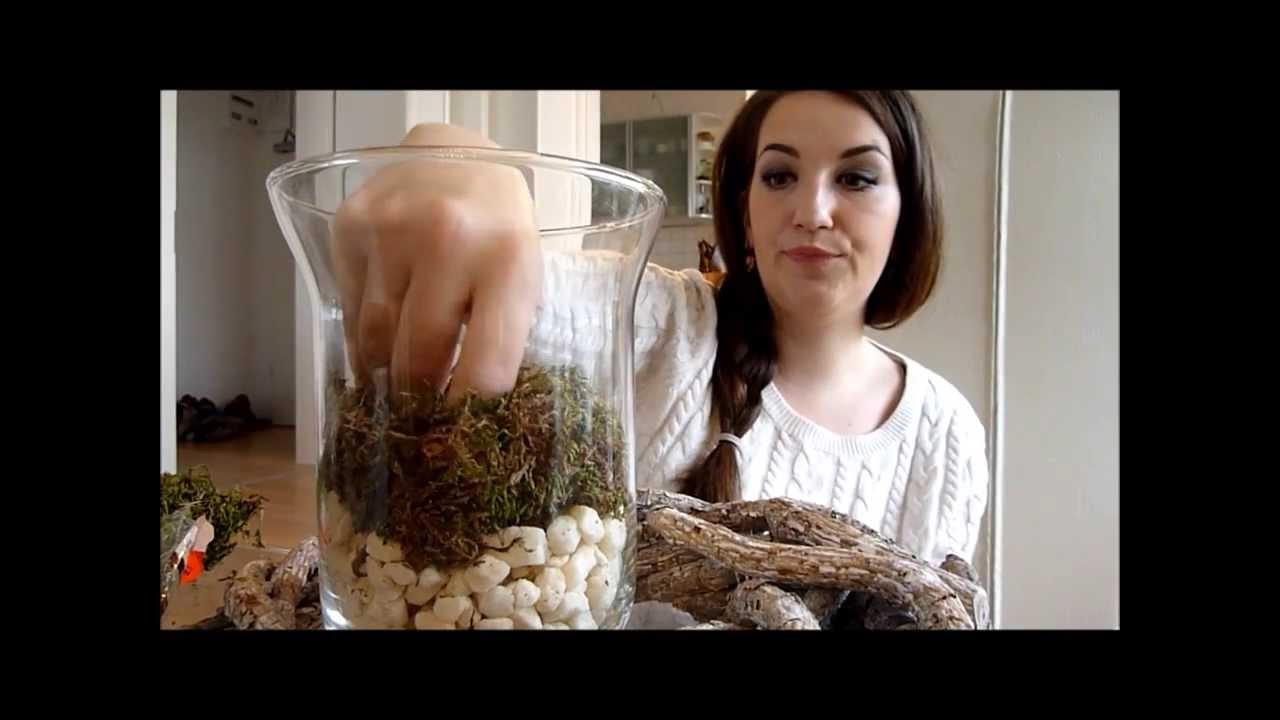 Herbstdeko diy youtube for Herbstdeko 2016 draussen