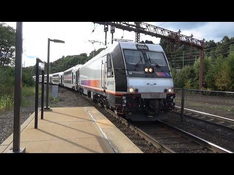 Denville Railfanning 9/2/16 Part 1