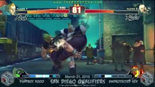 SD Qualifiers - Pimpbot9K (AB) Vs. Unprotected Sex (RU)