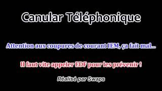 Canular Téléphonique #72 - C