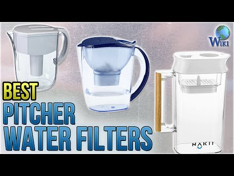 10 Best Pitcher Water Filters 2018