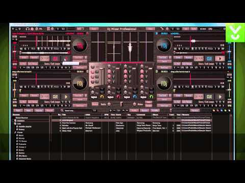 DJ Mixer Professional - Mix your music and video - Download Video Previews