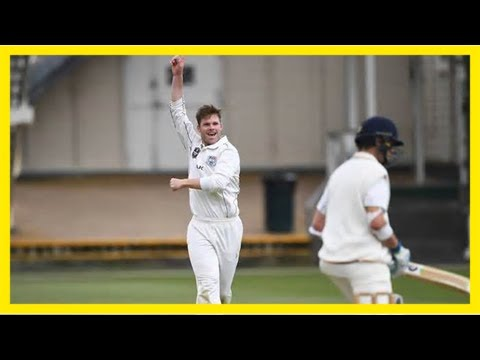 Cricket: lockie ferguson takes seven wickets for auckland in plunket shield