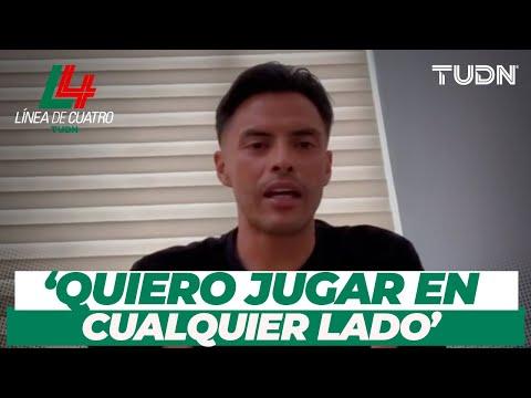 ¿Le quitaron la titularidad? Talavera explica su salida del Toluca | TUDN
