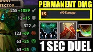 Win Duel In 1 Sec +1100 Damage | Dota 2 Ability Draft