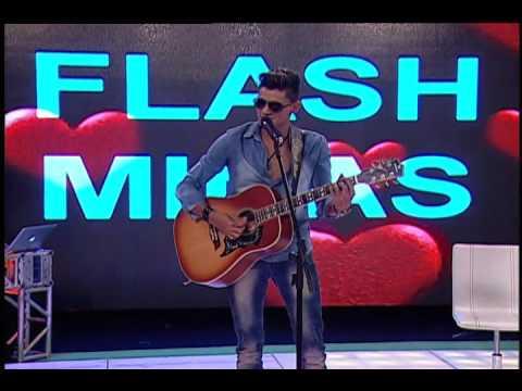 Léo Nascimento Programa Flash Minas TV Alterosa/SBT