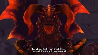 Tales of Zestiria - Salamander Boss Fiery Trial Achievement / Trophy