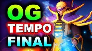 OG vs TEMPO - EU Open FINAL - Los Angeles MAJOR 2020 - ESL One DOTA 2