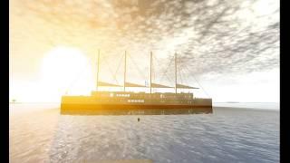 Roblox | Sailing Yacht Sinking (Sinking Ships)