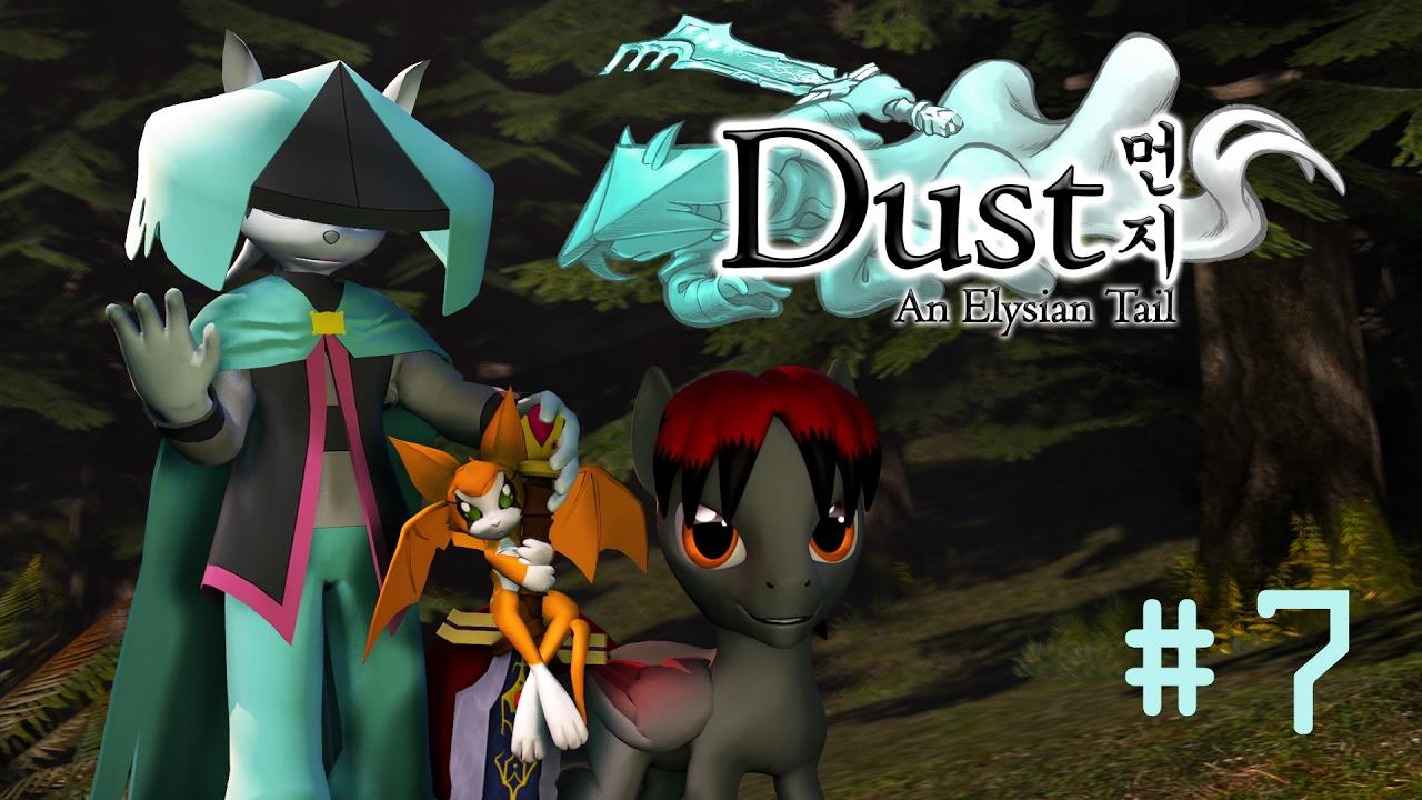 Dust Spiel