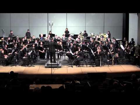 """2013 Santa Clara County High School Honor Band """"Carmina Burana"""","""
