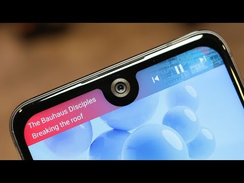 Wiko View2 (Pro) hands on at MWC - 19:9 smartphone w/ camera notch