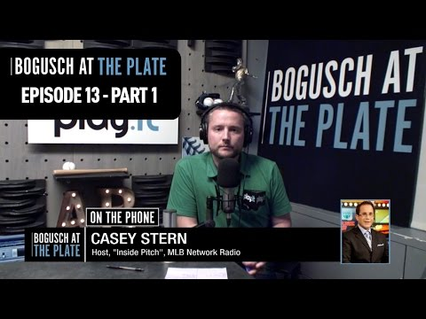 Casey Stern - Bogusch at the Plate (June 29, 2016 - Pt. 1)