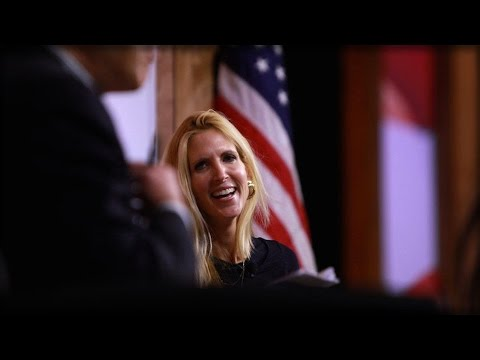 OH NO: ANN COULTER JUST STABBED DONALD TRUMP IN THE BACK! THIS IS BAD…
