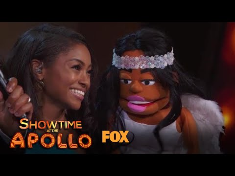 Megan Piphus Returns To The Apollo Theater | Season 1 Ep. 7 | SHOWTIME AT THE APOLLO