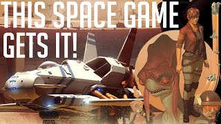 Rebel Galaxy Outlaw - Is This The Space Game We